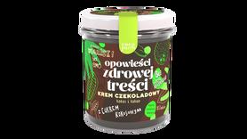 zdrowa nutella krem czekoladowy krem z ochechów krem orzechowy cukier kokosowy