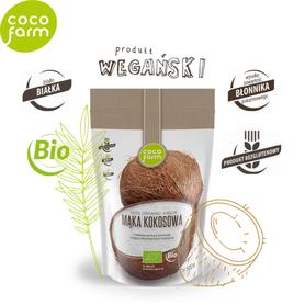 mąka kokosowa bio