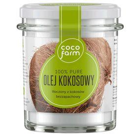 olej kokosowy rafinowny
