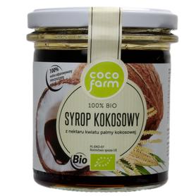 bio syrop kokosowy